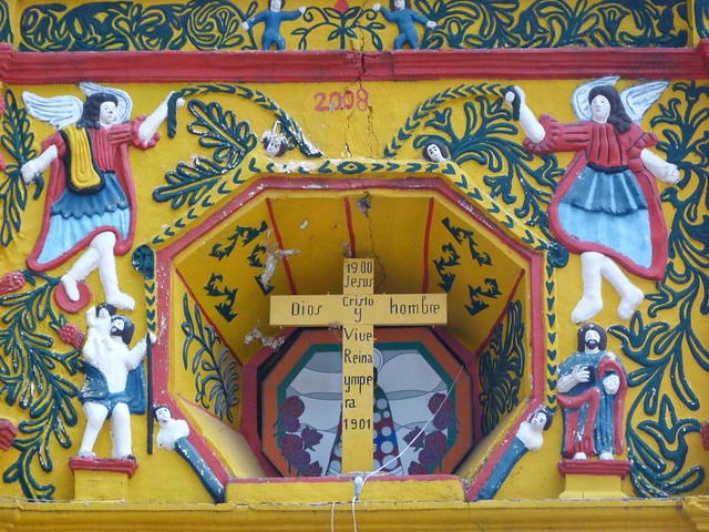 Iglesia de San Andrés Xecul (Totonicapán, Guatemala)