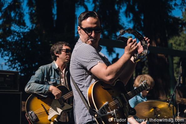 Reigning Sound @ Burger Boogaloo 2014 - Saturday