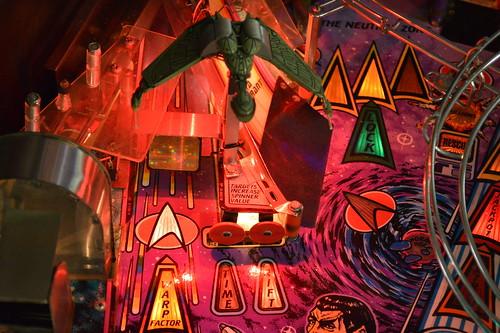 klingon bird of prey toy