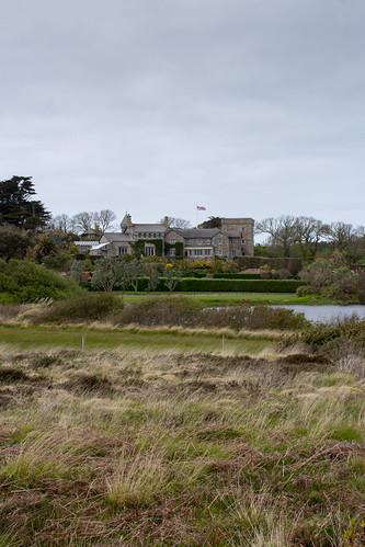 Tresco Abbey