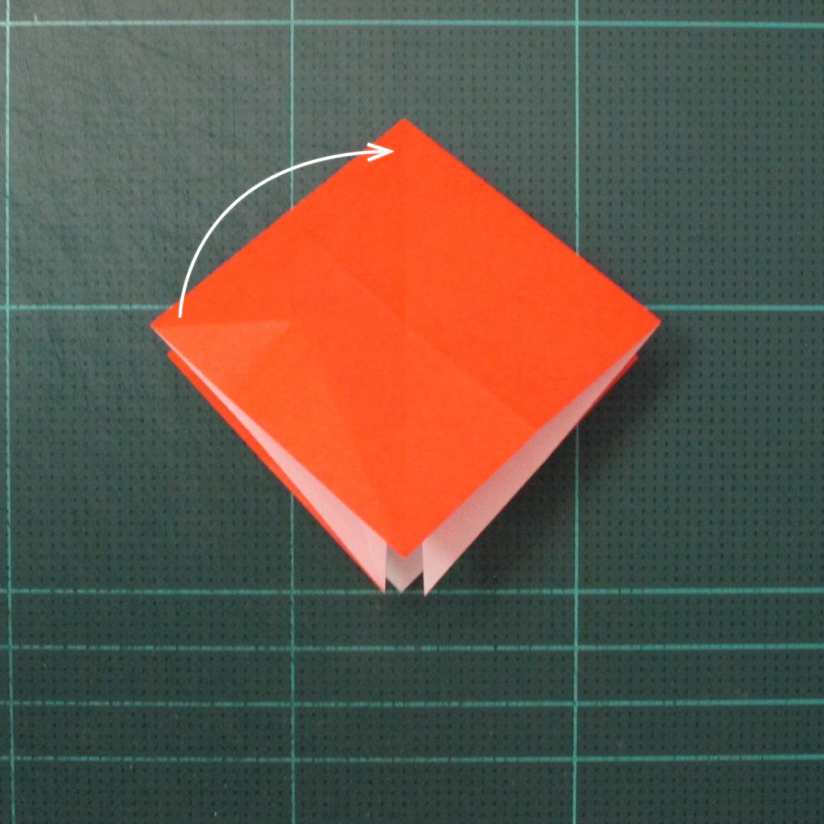 วิธีพับกระดาษเป็นที่คั่นหนังสือรูปผีเสื้อ (Origami Butterfly Bookmark) 016