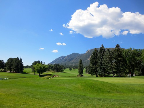 Golf at The Broadmoor