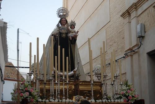 AionSur: Noticias de Sevilla, sus Comarcas y Andalucía 14489803187_a3bbaa0410_d Una salida procesional para la historia Cultura Semana Santa