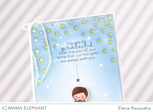 be protected {mama elephant designer series}