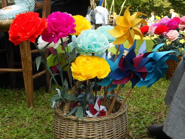 arti per via, Bassano, fiori di carta e girandole, villa Contarini, Piazzola sul Brenta