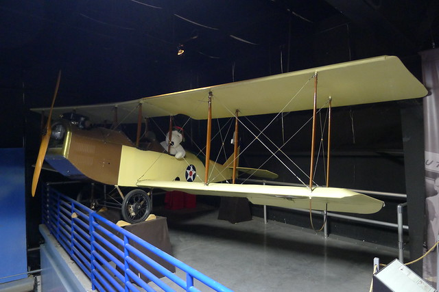 Curtiss JN4 Jenny
