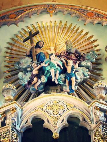 Plateros's top shrine
