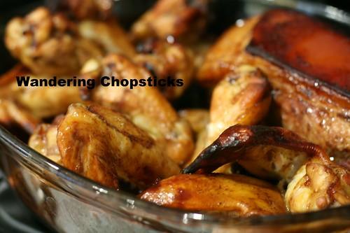 Canh Ga Xa Xiu (Vietnamese  Chinese Char Siu-Style Barbecued Chicken Wings) 4