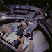 First Pilot Enterprise Bridge Set from Above (shows cables and sound boom) by birdofthegalaxy