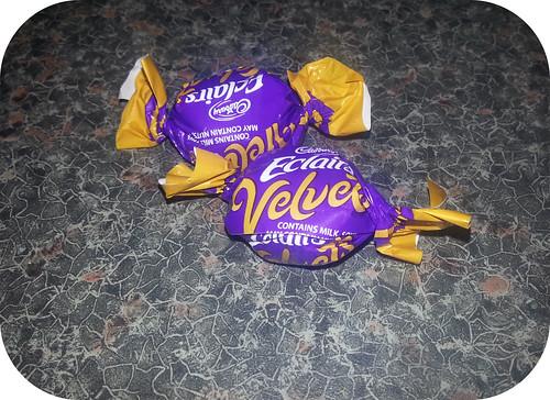 Cadbury's Eclairs Velvets