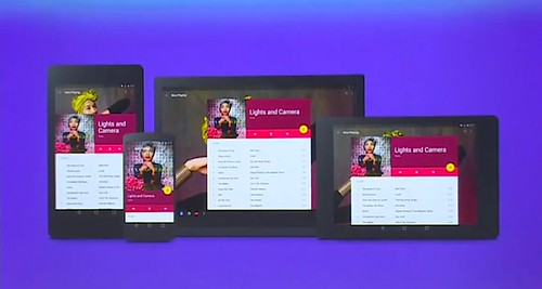 android screens