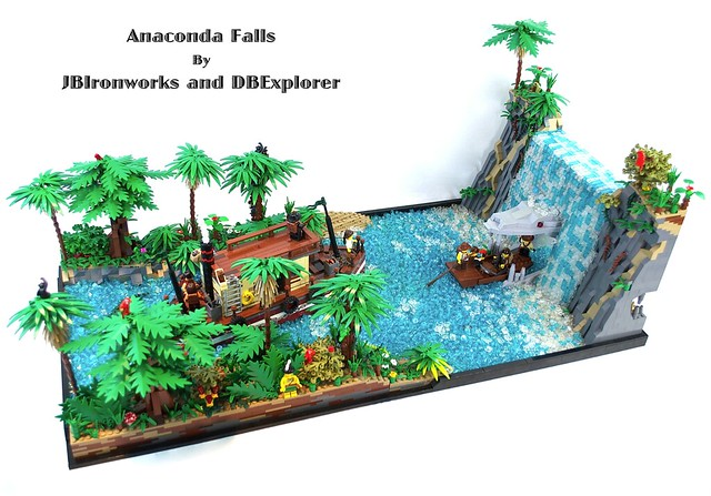 Anaconda Falls by JBIronworks & DBExplorer