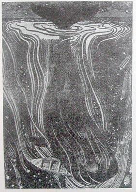 《白鲸》中的插图-Moby Dick