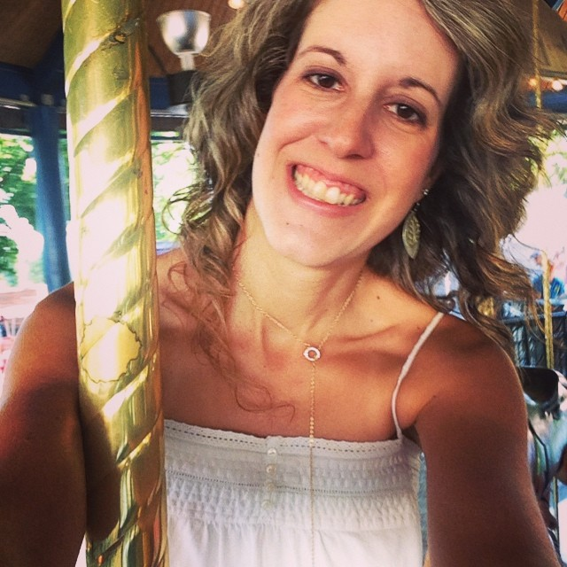 Carousel selfie #whynot