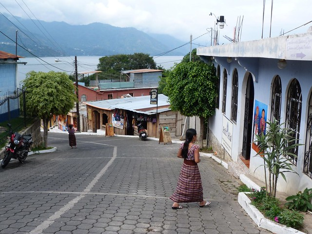 San Juan La Laguna (Lago Atitlán, Guatemala)