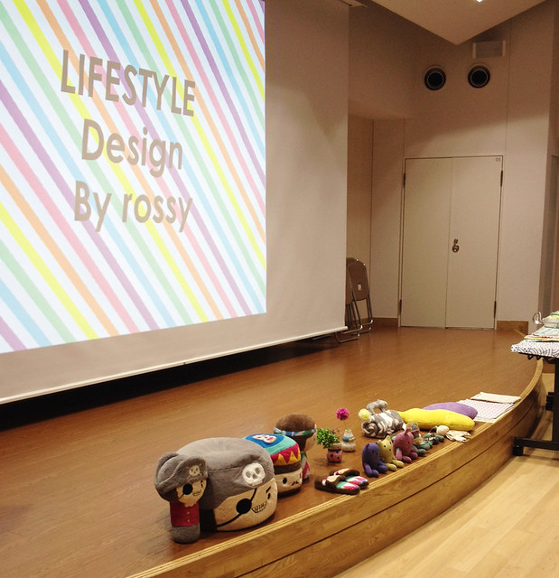 Lecture at Joshibi University of Art and Design