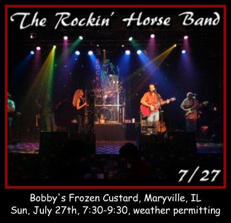 The Rockin' Horse Band 7-27-14