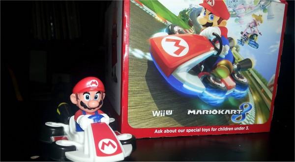 Mario Kart 8 Happy Meal