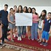 Agreeing the rules of the camp by British Council Armenia