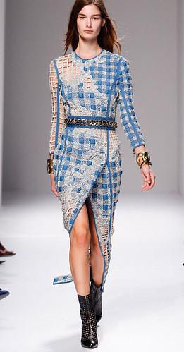 Balmain fashion trends 2