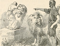 "Image from page 45 of ""The book of fables, chiefly from Aesop"" (1882)"