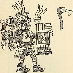 """Image from page 468 of """"Mexican and Central American antiquities, calendar systems, and history;"""" (1904)"""