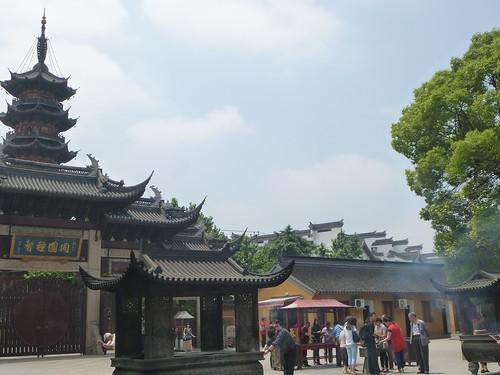 Shanghai-J3-Jing'an Temple (3)