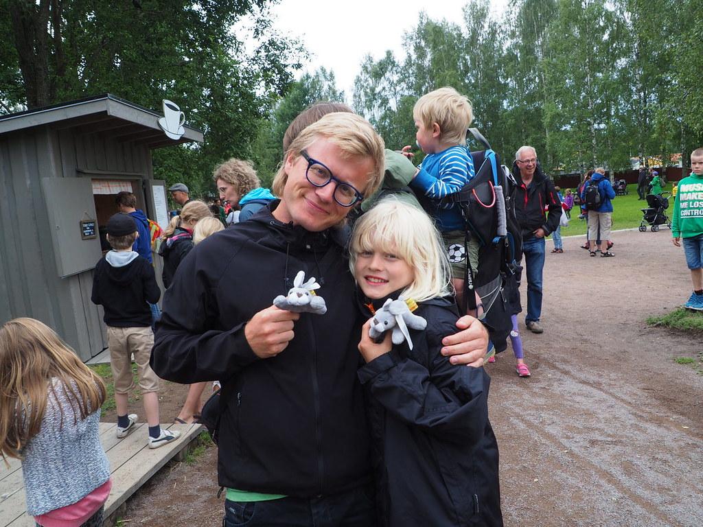 2014 Juli - Tur til Sverige