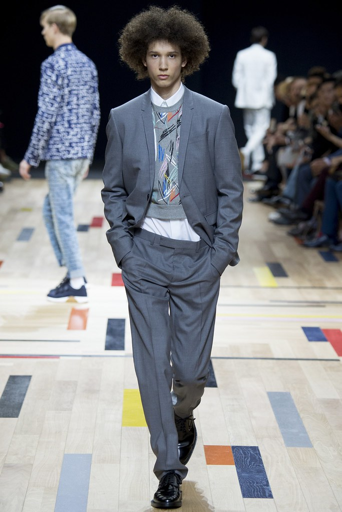 SS15 Paris Dior Homme035_Abiah Hostvedt(VOGUE)