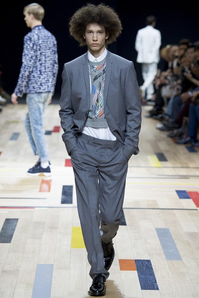 SS15 Paris Dior Homme035_Abiah Hostvedt(VOGUE)
