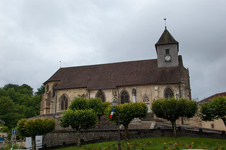 Eglise de Fains les Sources