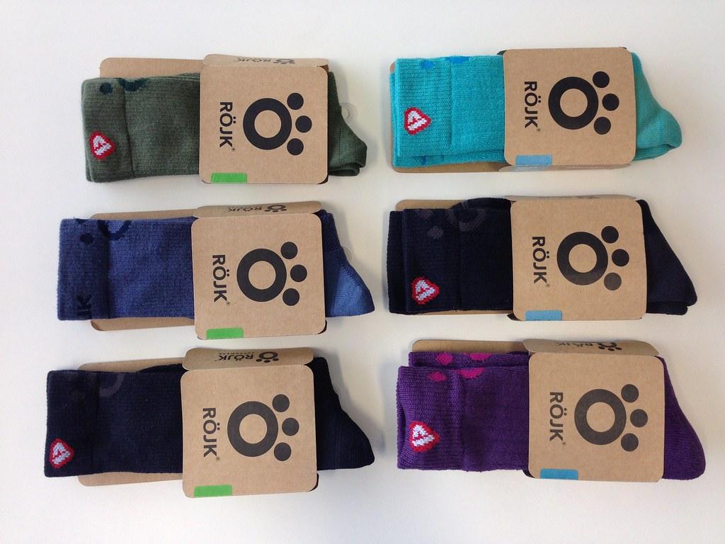 Röjk PrimaLoft Hiker Socks
