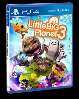 PS4 3D_LBP3_ no rating