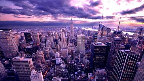 Amazing Cityscapes Full HD Wallpaper
