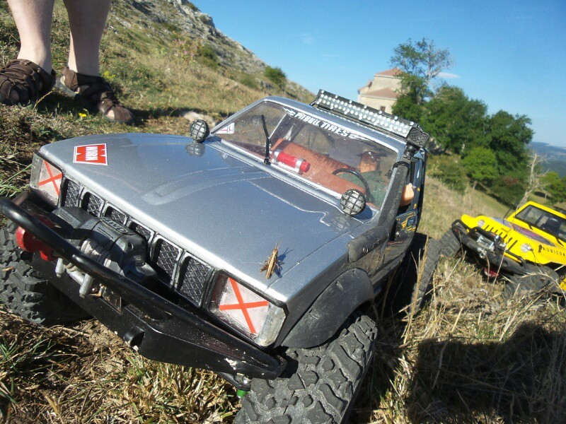 Toyota Hilux Truggy Maxi-PRO 14689427549_1cda90fd39_b