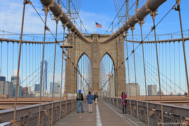 View from the Brooklyn Bridge, Cosa vedere a New York