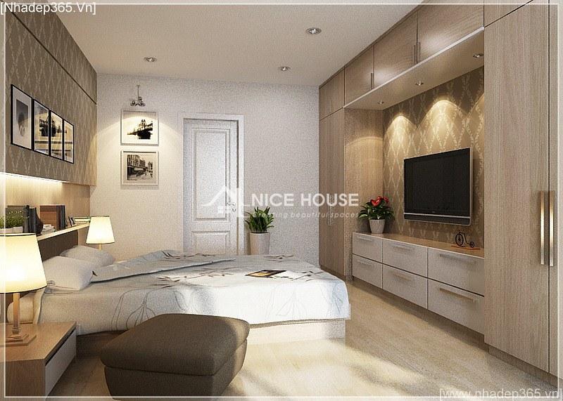 Thiết kế nội thất căn hộ nhà cô Hằng - HN_08