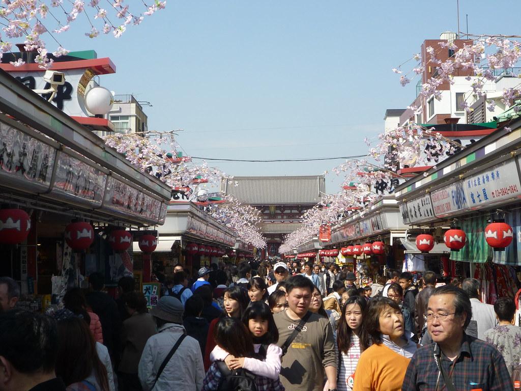 Asakusa Tourist Walk