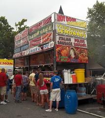 London Broil/Sausage/Hot Dogs/Hamburgers/Gyros Tra…
