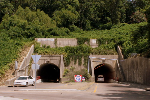 Bachman Tunnels - Chattanooga, TN