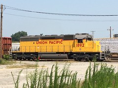 UP SD40N 1892