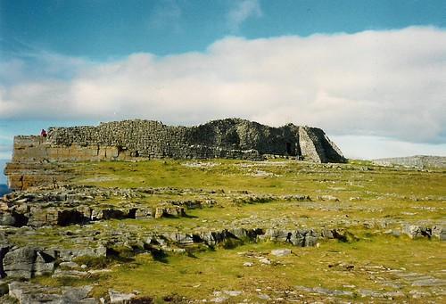 Dun Aengus on Inishmore