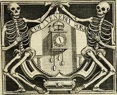 """Image from page 228 of """"Simboli predicabili : estratti da sacri evangeli che corrono nella quadragesima : delineati con morali, & eruditi discorsi"""" (1692)"""