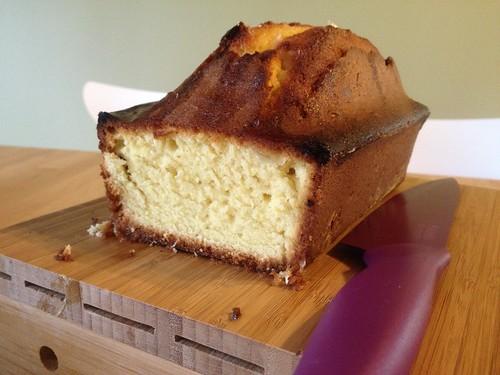 26.Jul.14 Burnt Lemon Loaf