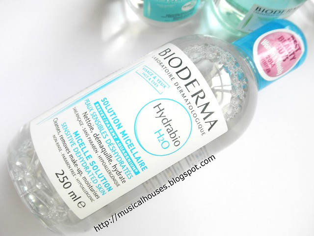 Bioderma Hydrabio Bottle