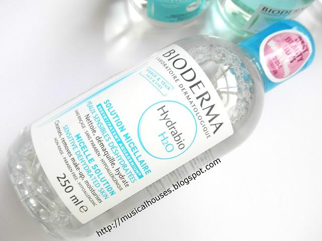 Bioderma Hydrabio Bottle