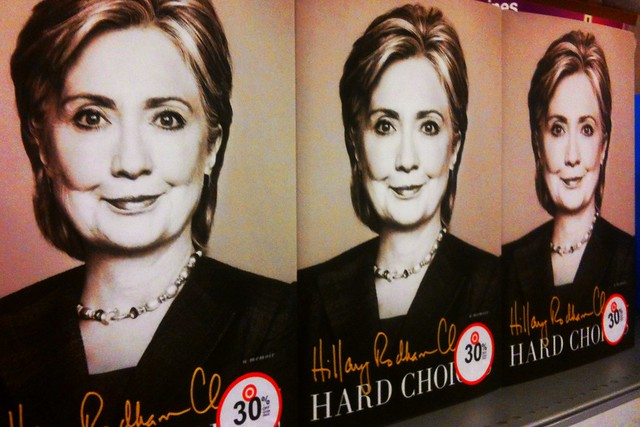 Hillary Clinton from Flickr via Wylio