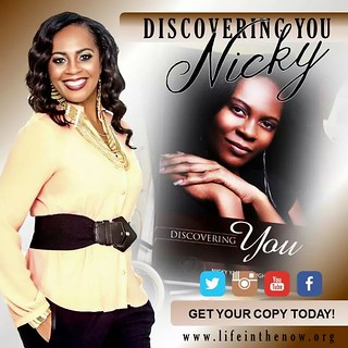 #LifeInTheNow #NickyCollins #TeamNow #DiscoveringYou