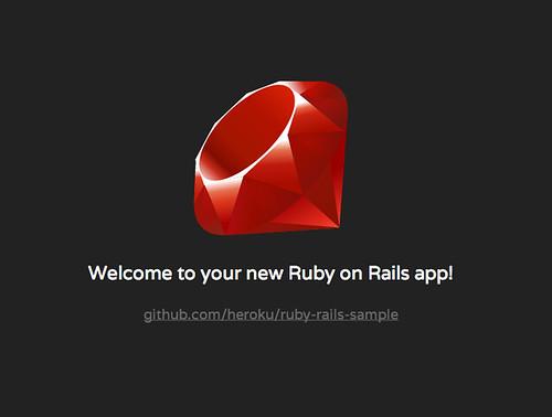 New Ruby App