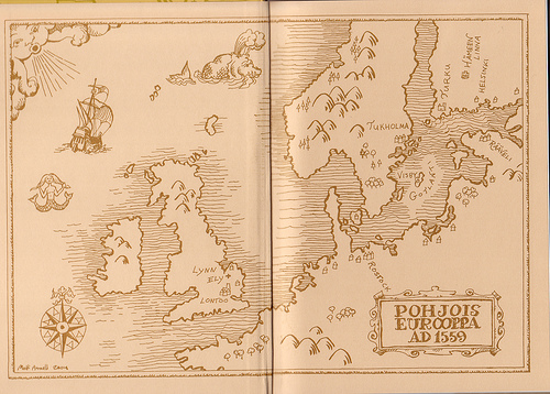 Matti Amnell-map-16th c